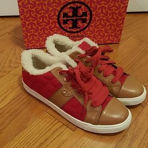 Tory Burch Shoes - NEW TORY BURCH SNEAKERS 8.5